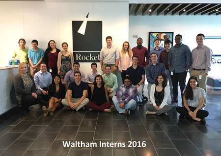 Rocket Interns