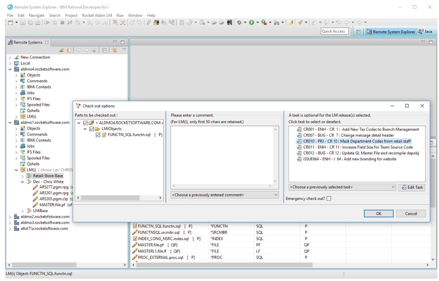 Rocket aldon lifecycle manager ibm i edition rocket software read case study baditri Gallery