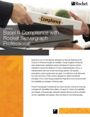 Basel III Compliance with Rocket Servergraph Professional
