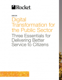 Digital Transformation for the Public Sector