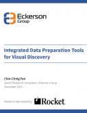 Integrated Data Preparation Trends for Visual Discovery