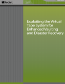 Exploiting the Virtual Tape System for Enhanced Vaulting and Disaster Recovery