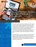 Revised Payment Services Directive (PSD2) and Rocket API