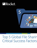 R/Link eBook - Top 5 Global File Sharing Critical Success Factors