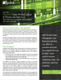 Rocket Data Virtualization in Financial Services Use Case