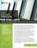 Rocket BlueZone Access Server Datasheet