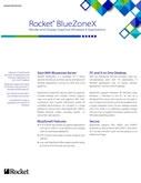 Rocket BlueZoneX Datasheet