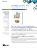 Rocket CorVu Business Intelligence and Analytics
