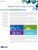 Rocket Folio Product Family