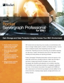 Rocket Servergraph for IBM i
