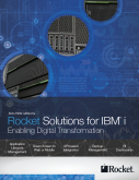 Rocket Solutions for IBM i Brochure
