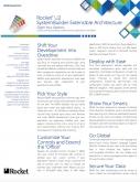 Rocket SystemBuilder Extensible Architecture (SB/XA) Datasheet