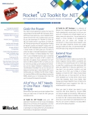 Rocket U2 Toolkit for .NET (U2 Toolkit)