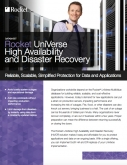Rocket UniVerse: High Availability and Disaster Recovery
