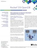 Rocket D3 OpenDB