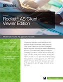 Rocket AS Client Viewer Edition