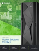 Rocket Solutions for IBM z Systems Brochure
