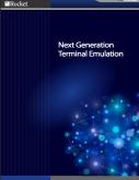 Using HLLAPI & PowerBuilder with Rocket Terminal Emulation