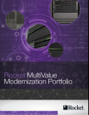 Rocket MultiValue Modernization Portfolio
