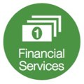 Financial Services Icon
